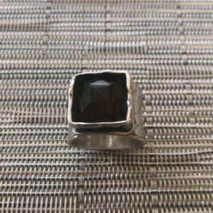 Silpada Smokey Quartz Ring